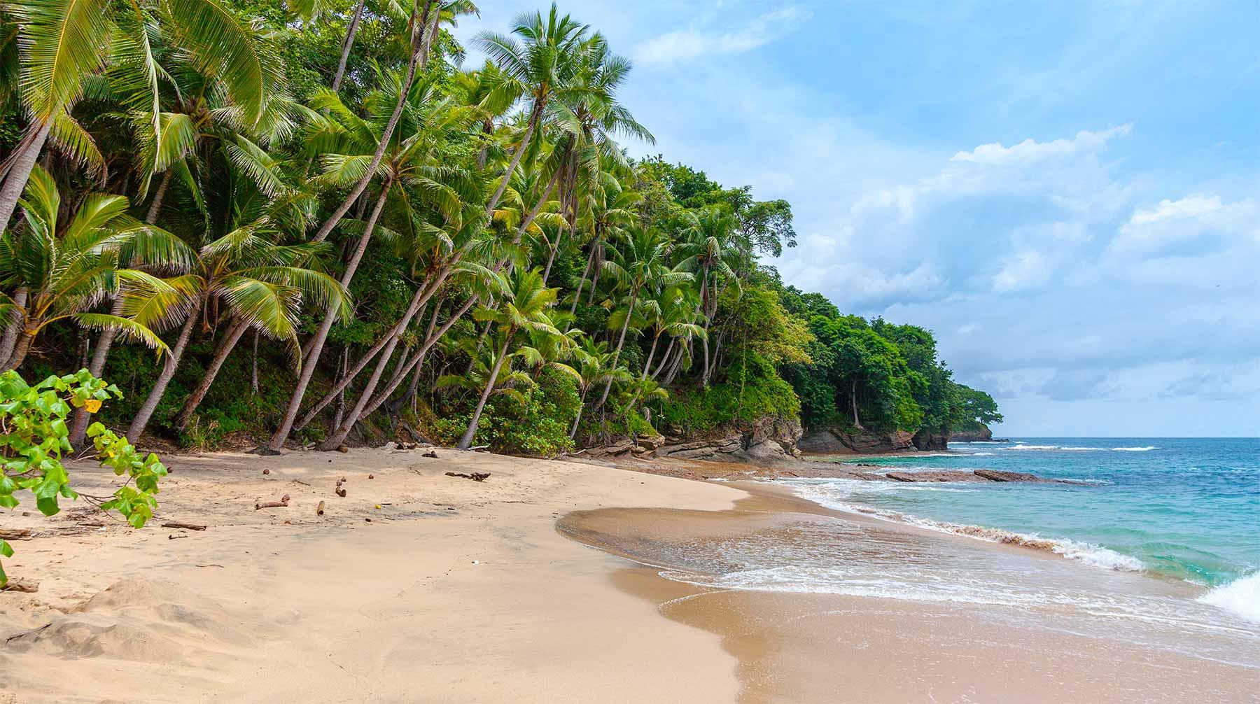 Playa Blanca, Saboga i Panama. Foto: Rowan Heuvel / Unsplash