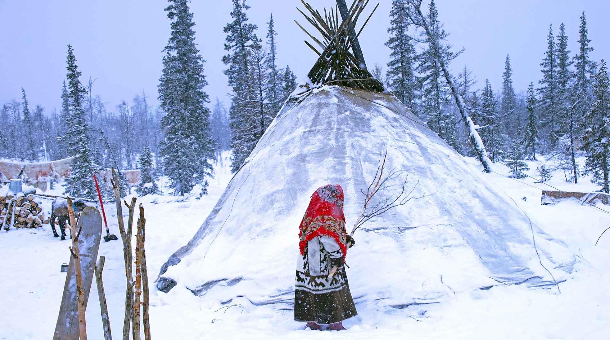 Nentser, norra Sibirien, Ryssland. Foto: Hans-Jurgen Mager / Unsplash